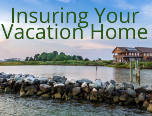 Insuring Your Vacation Home