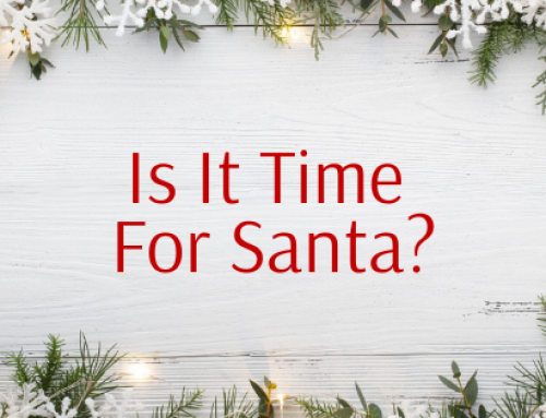 Is It Time For Santa?