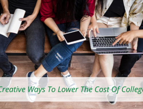 Sticker Shock: Creative Ways to Lower the Cost of College