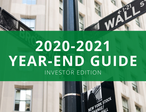 2020/2021 Year-End Guide: Investor Edition