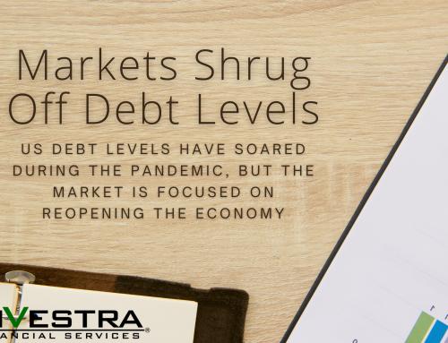 Markets Shrug Off Debt Levels