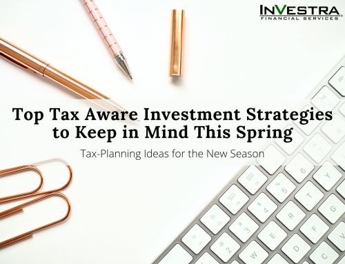 Tax Aware Investment Strategies for Spring