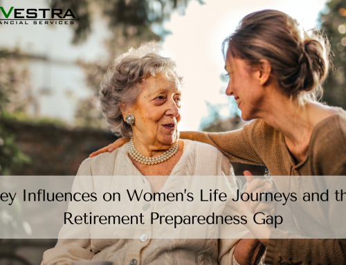 Key Influences on Women's Life Journeys and the Retirement Preparedness Gap